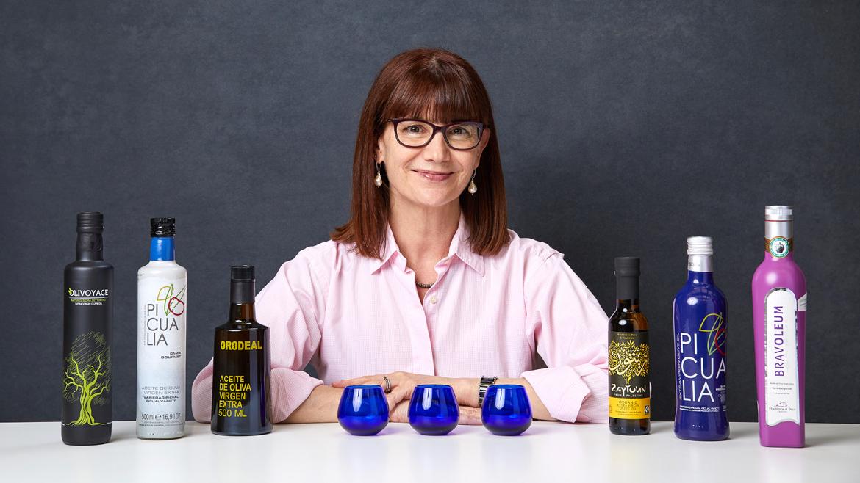 EVOO Sourcing - Karen Ormiston - The Olive Oil Taster