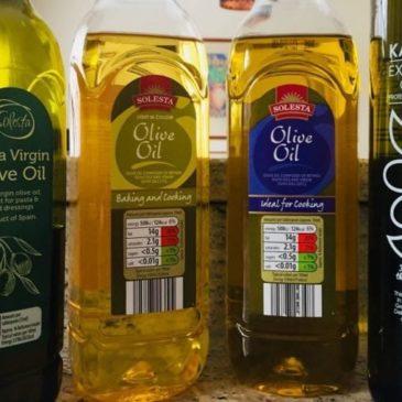 Supermarket Olive Oils